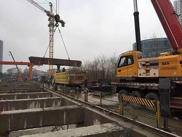 建筑桥梁切割的安全施工